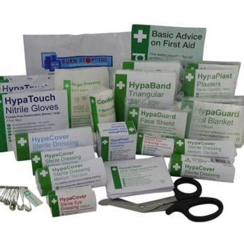 Statutory First-Aid Kit Refills