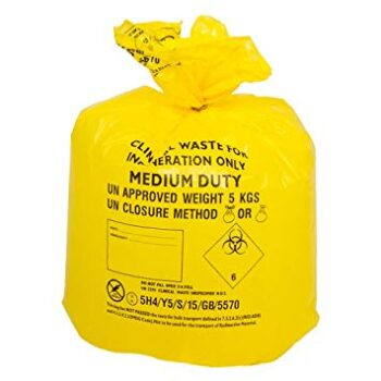 Clinical Waste Bin Liners