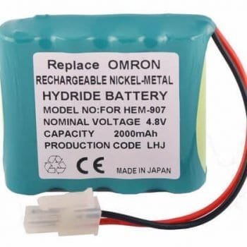 Omron 907 - Rechargeable Battery