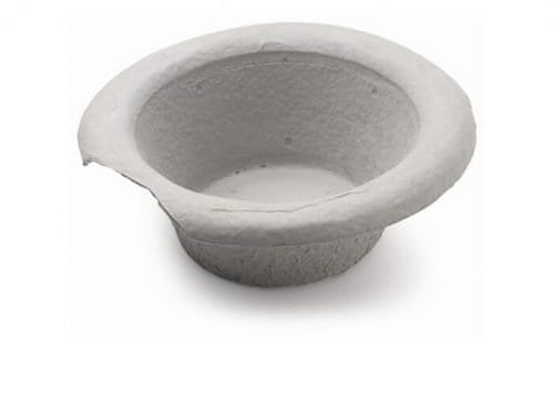 Pulp Disposable - Commode Pan