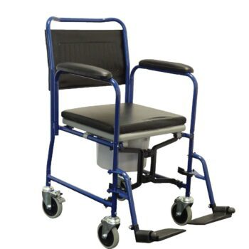Mobile Commode and transfer chair