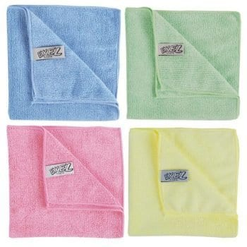 Exel Microfibre Cloths