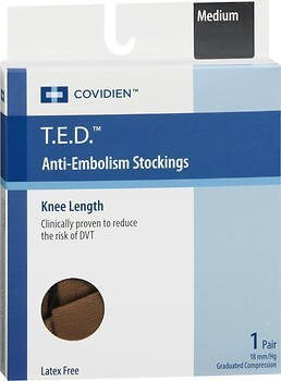Anti-Embolism Stockings - Knee Length