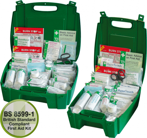 First Aid Kit - BSI Compliant