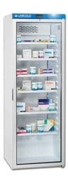 Labcold 390 Litre Glass Door Pharmacy Refrigerator