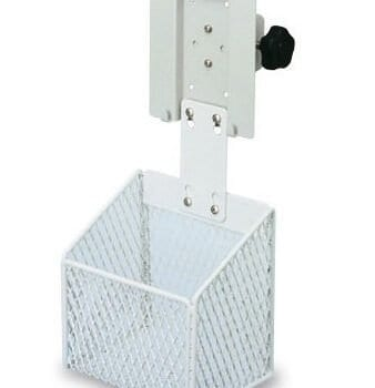 Omron 907 Pole Mount and Basket