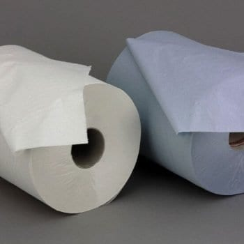 Premium Standard Centre Feed Hand Towel Rolls – White or Blue