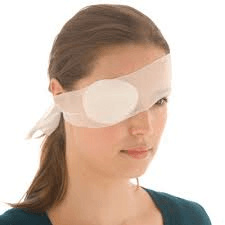 Sterile Eye Pad and Bandage