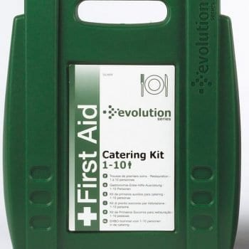 Evolution Catering First-Aid Kit