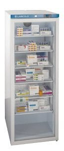 Labcold Glass Door Pharmacy Refrigerator –  300L