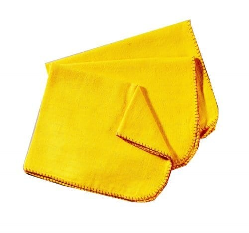 Yellow Duster – Pack of 10