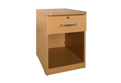 1 Drawer Open Bedside Cabinet