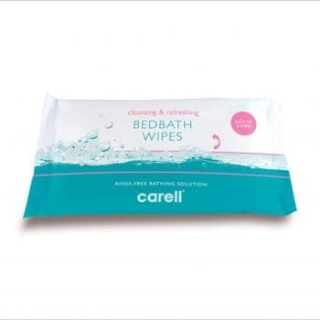 Clinell 'Carell' Bedbath Wipes
