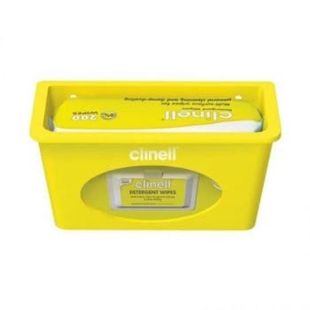 Clinell Detergent Wipes Dispenser