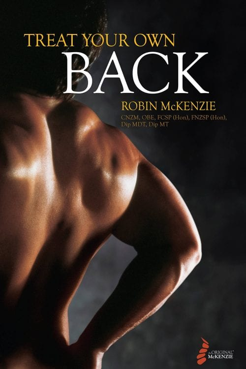Mckenzie Treat Your Own Back/Neck Book