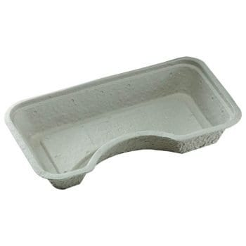 Pulp Disposable Tray