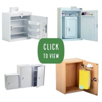 Drug Cabinets & Trolleys