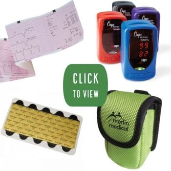 ECG and Pulse Oximeters