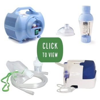 Nebulisers and Tubing