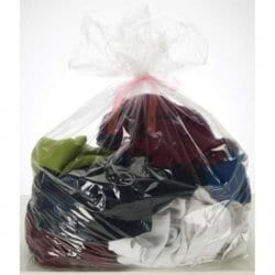 Completely Soluble Laundry Bags – Pack of 100