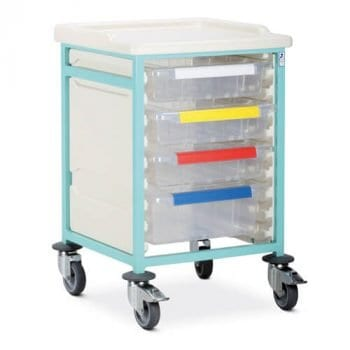 Caretray Trolleys