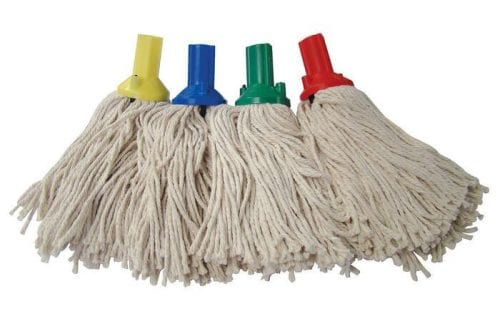 Mop Heads and Handles