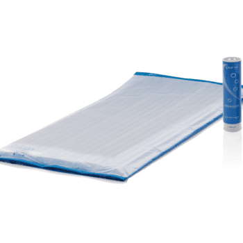 Repose Single Mattress Overlay and Pump