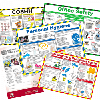 COSHH Posters and Signage