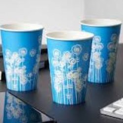 Disposable Paper Drinking Cups -7oz