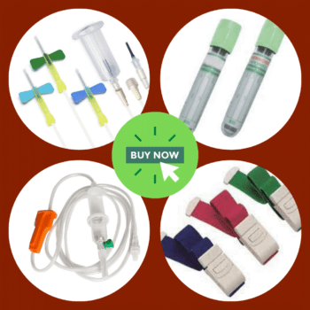 Vacutainers, Needles and Accessories