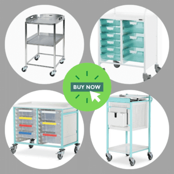 Trolleys and Storage