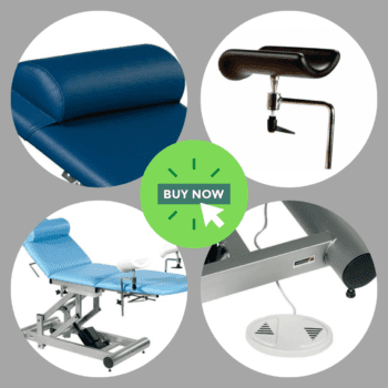 Practitioner Couches and Accessories
