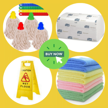 Janitorial & Paper Products